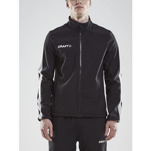 Craft Craft Pro Control  Softshell Jacket, heren, black