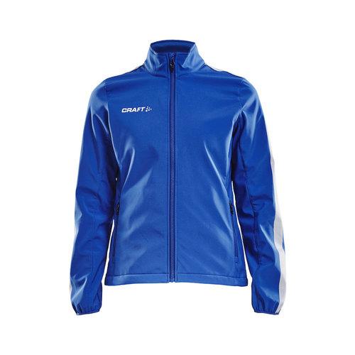 Craft Craft Pro Control  Softshell Jacket, dames,cobalt