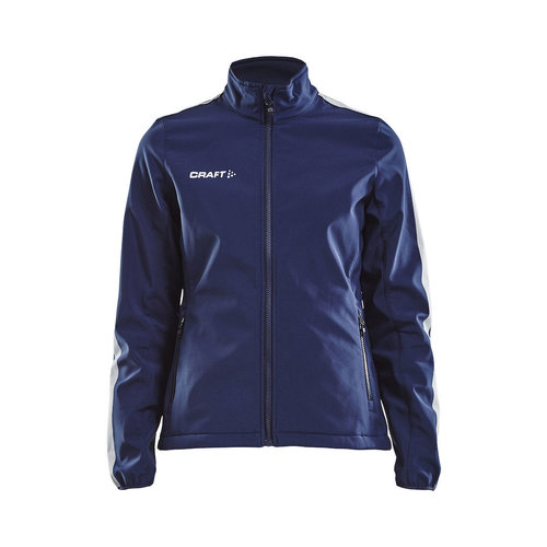 Craft Craft Pro Control  Softshell Jacket, dames, navy