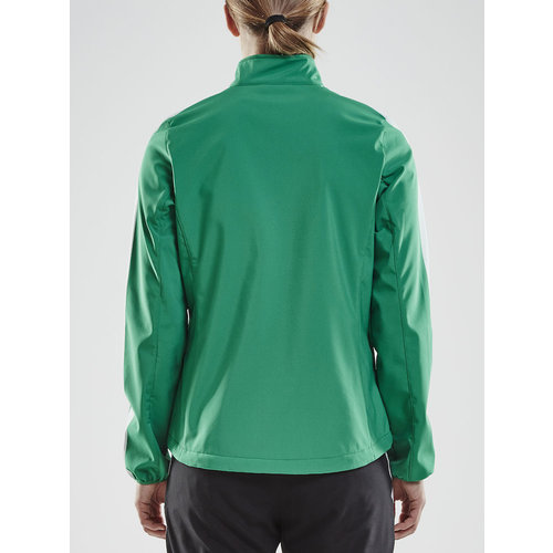 Craft Craft Pro Control  Softshell Jacket, dames, team green