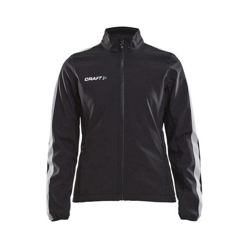 Craft Craft Pro Control  Softshell Jacket, dames, black
