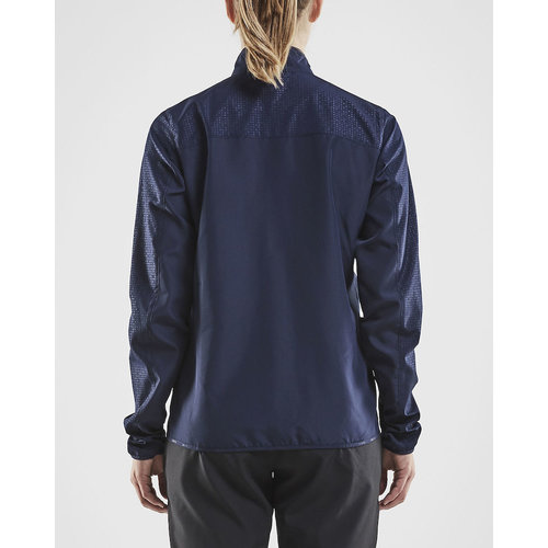 Craft Craft Rush Wind Jacket, dames, Navy