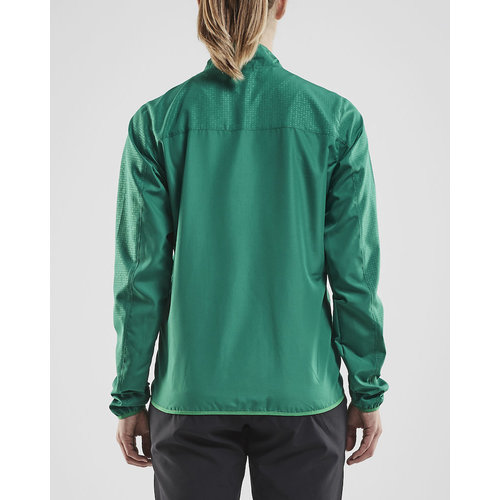 Craft Craft Rush Wind Jacket, dames, green