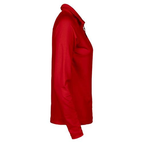 Cutter & Buck Cutter & Buck Twisp Hood Full Zip, dames, Red