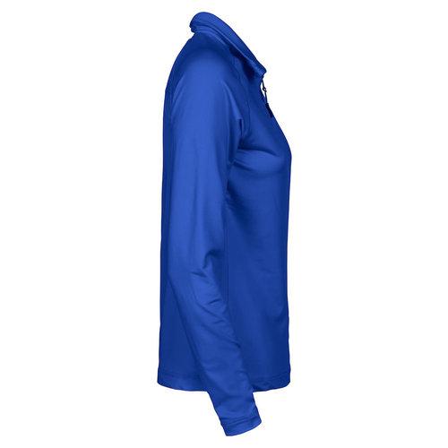 Cutter & Buck Cutter & Buck Twisp Hood Full Zip, dames, Royal Blue
