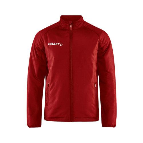 Craft Craft Jacket Warm, heren, Red