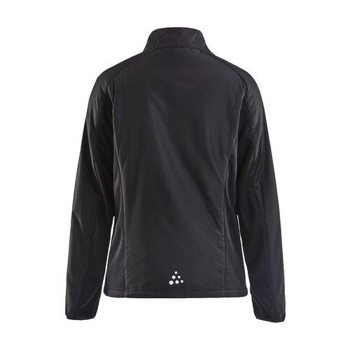 Craft Craft Jacket Warm, dames, Black