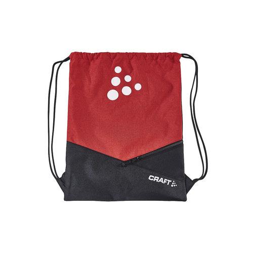 Craft Craft Squad Gym Bag, Red