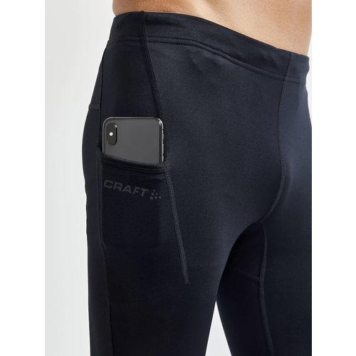 Craft Craft ADV Essence Zip Tights, heren, black