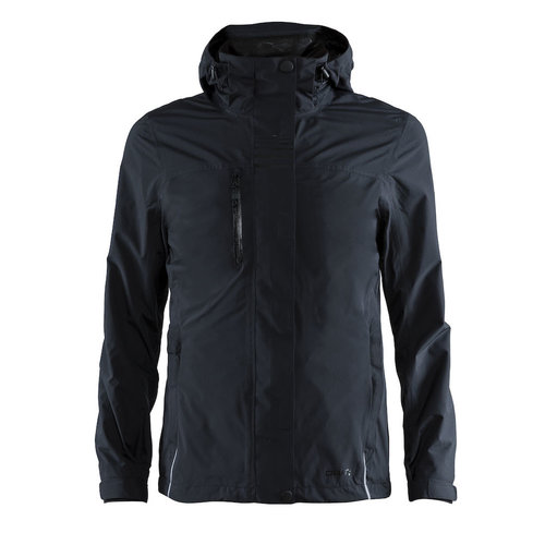 Craft Craft Urbain Rain Jacket, heren, black