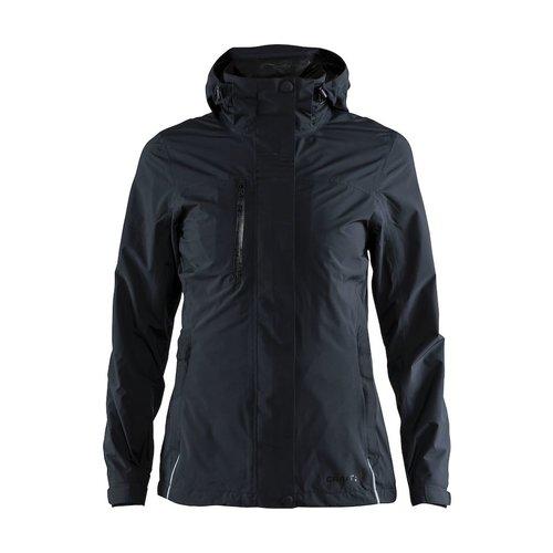 Craft Craft Urbain Rain Jacket, dames, black