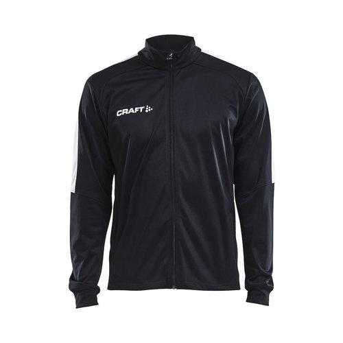Craft Craft Progress Jacket, heren, Black/White