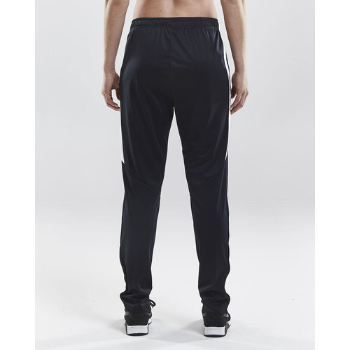 Craft Craft Progress Pant, dames, black/white