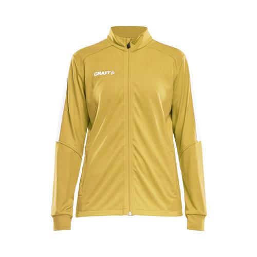 Craft Craft Progress Jacket, dames, yellow/black