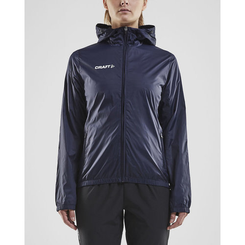 Craft Craft Wind Jacket, dames, navy