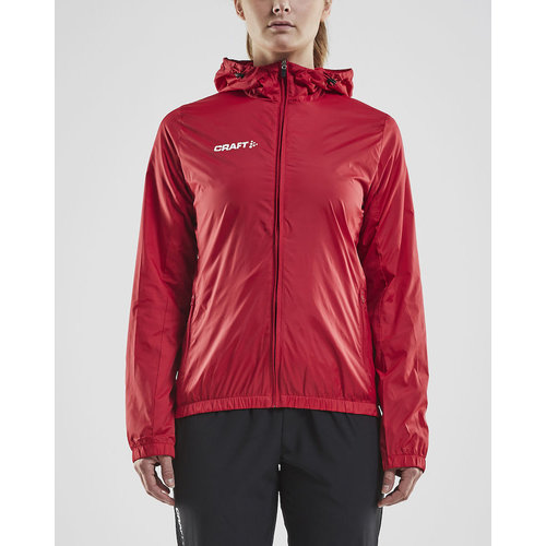 Craft Craft Wind Jacket, dames, red