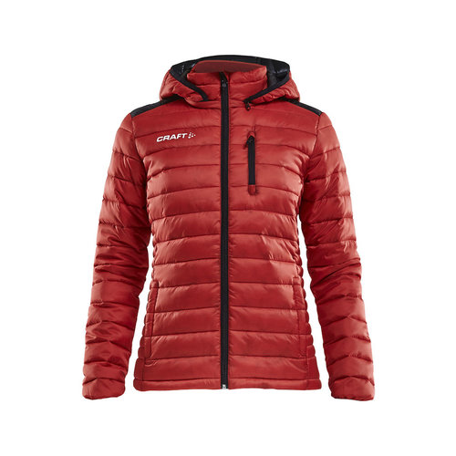 Craft  Craft Isolate Jacket, dames, red