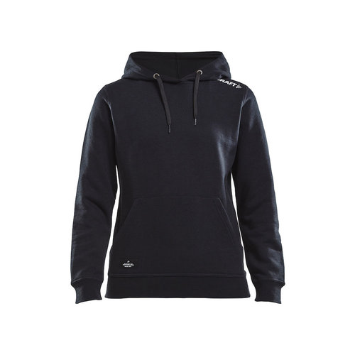 Craft Craft Community Hoodie, dames, black