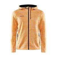 Craft ADV Unify Full Zip Hood, heren, Tiger Melange