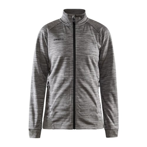 Craft Craft ADV Unify Jacket, dames, Dark Grey Melange