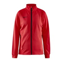 Craft ADV Unify Jacket, dames, Bright Red