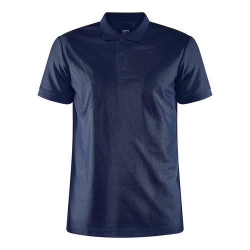 Craft Core Unify Poloshirt, heren, Blaze Melange