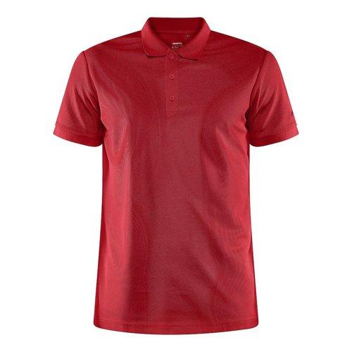 Craft Core Unify Poloshirt, heren, Bright Red