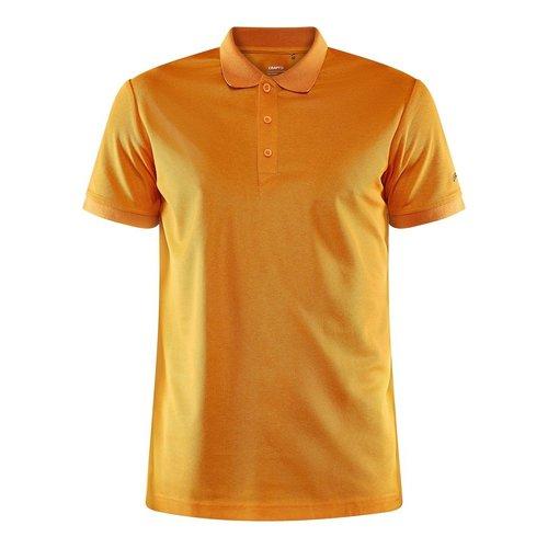 Craft Core Unify Poloshirt, heren, Tiger Melange