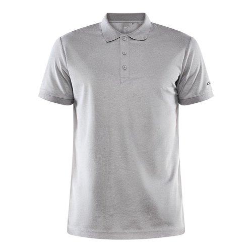 Craft Core Unify Poloshirt, heren, Grey Melange