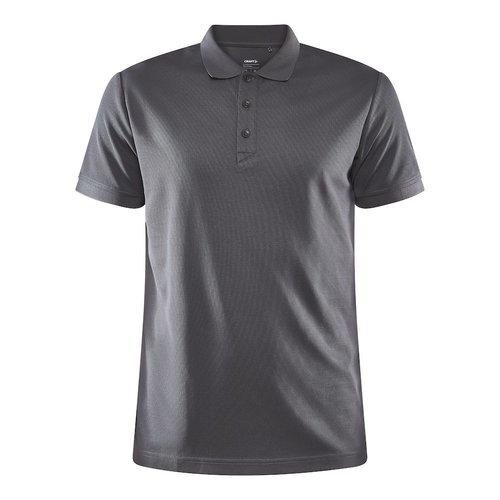 Craft Core Unify Poloshirt, heren, Graniet