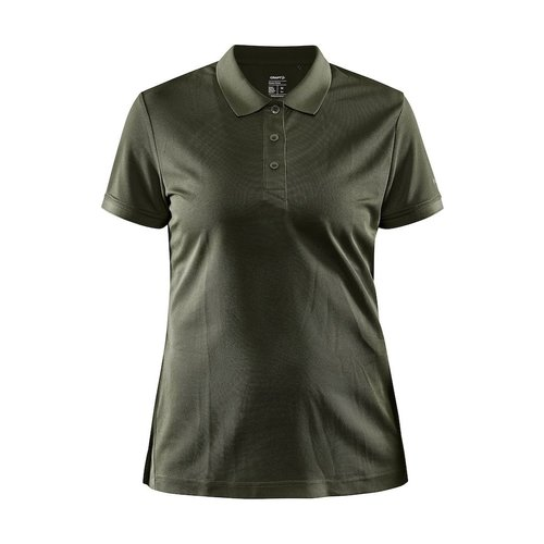 Craft Core Unify Poloshirt, dames, Woods Melange