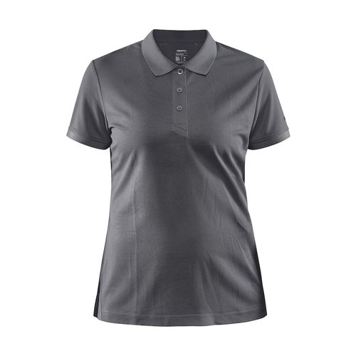 Craft Core Unify Poloshirt, dames, Graniet
