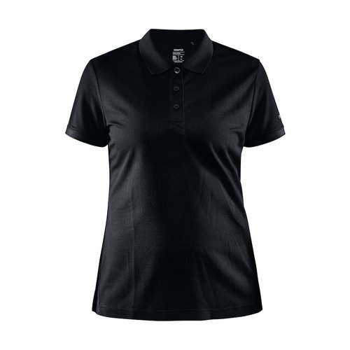 Craft Core Unify Poloshirt, dames, Black
