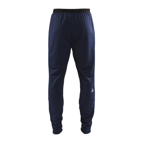 Craft Trainingsbroek, Evolve Pants, heren, Navy