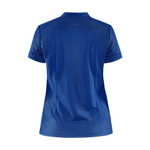 Craft Core Unify Poloshirt, dames, Club Cobolt