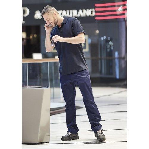 Jobman 5564, Polo, heren, Grijs Melange