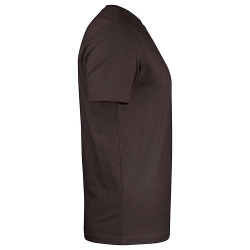 Jobman 5264, T-Shirt, heren, Bruin