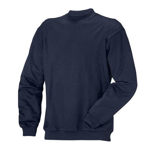 Jobman 5120, Roundneck Sweatshirt, heren, Navy