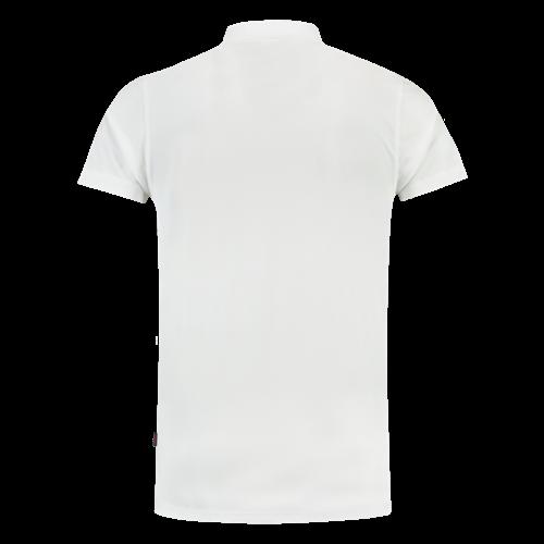 Tricorp, Poloshirt cooldry Bamboe Slim Fit, unisex, White