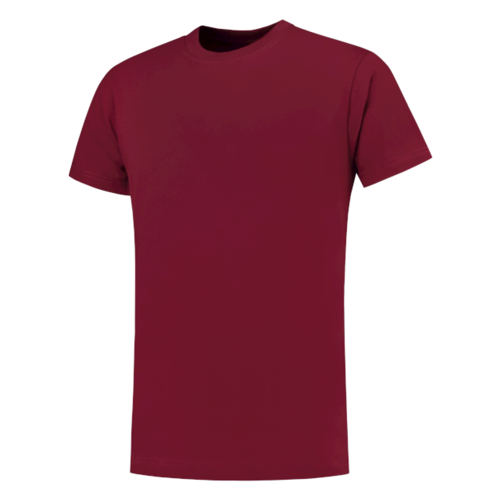 Tricorp T190, T-shirt, unisex, Wine