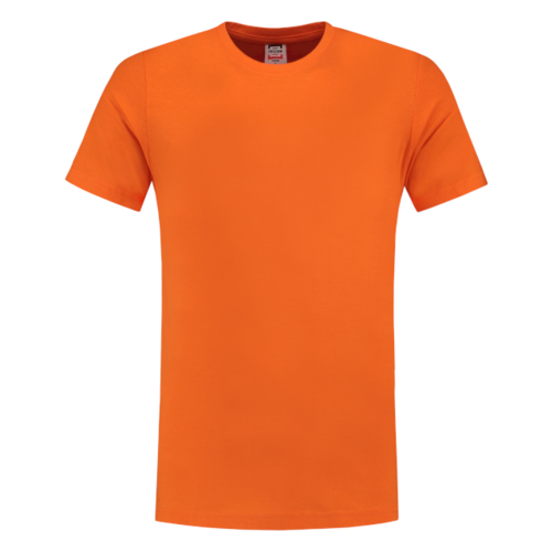 Tricorp TFR160, T-Shirt Fitted, Unisex, Oranje