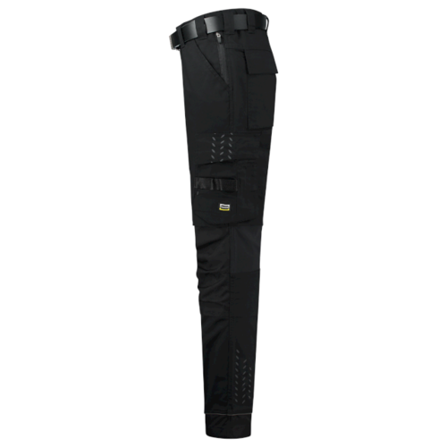 Tricorp 502020, Werkbroek Twill Cordura Stretch, unisex, Black