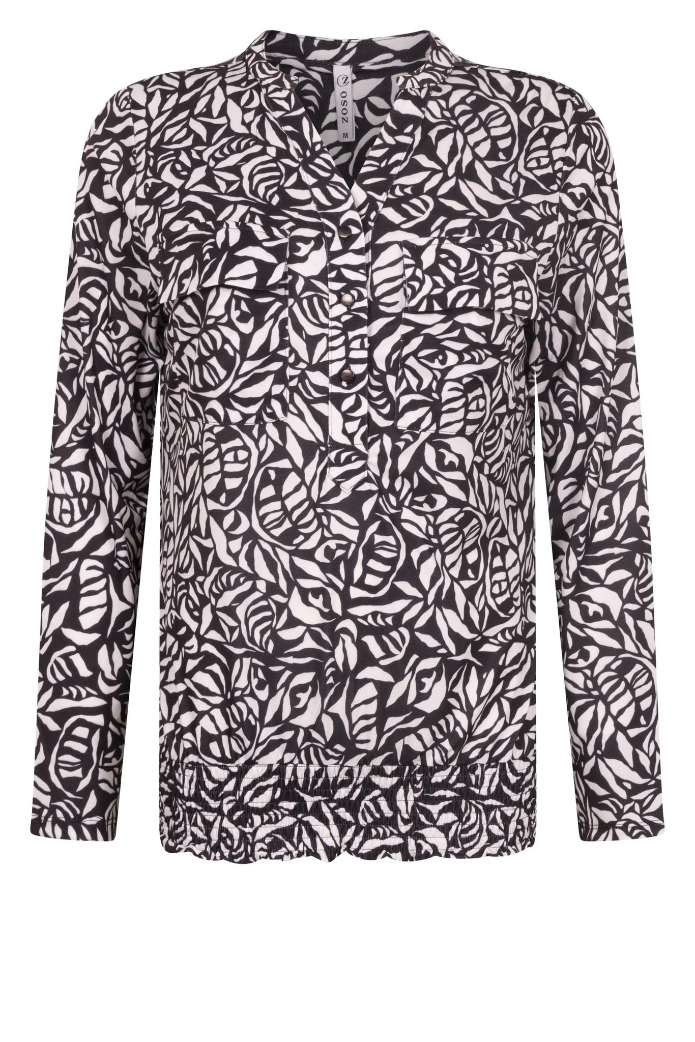 Zoso Zoso Telma blouse splendour