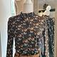 G-Maxx G-Maxx blouse Ceylin donkergroen mix