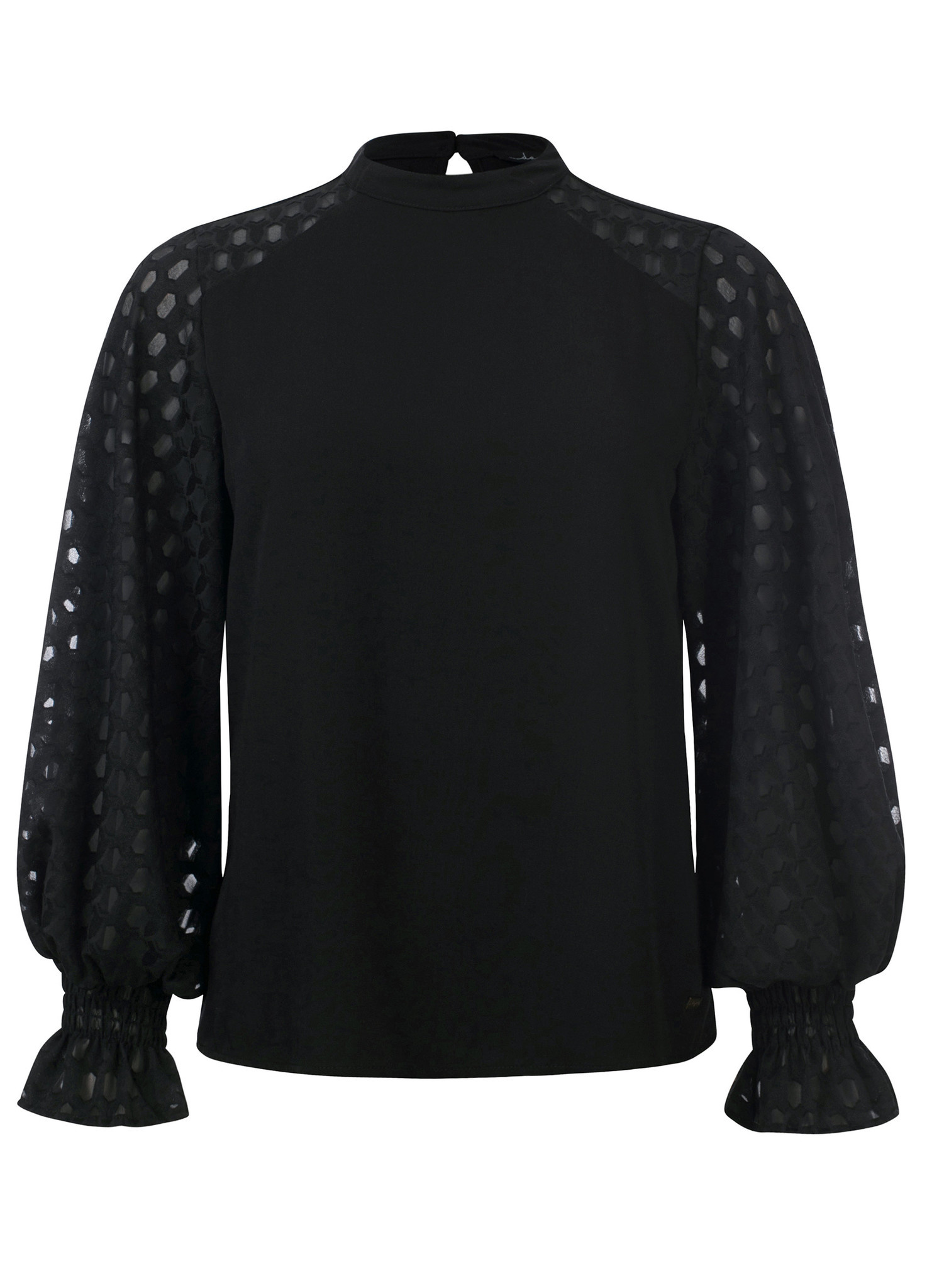 Dayz Dayz blouse Fayla zwart