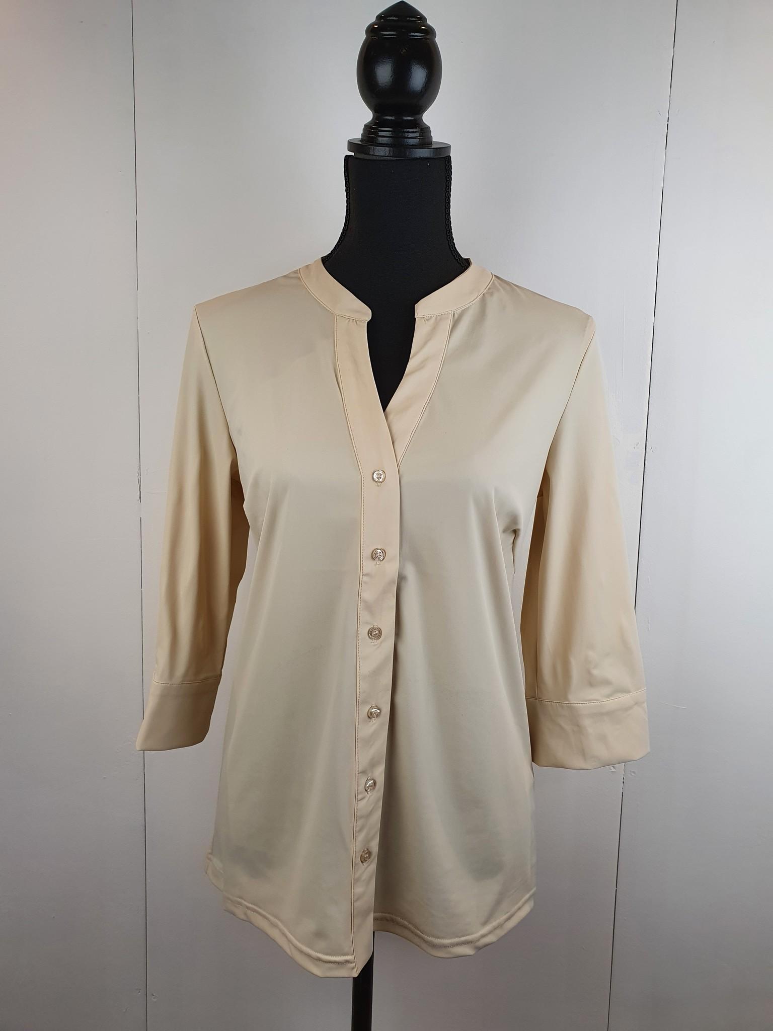 G-Maxx G-Maxx blouse Doortje zand