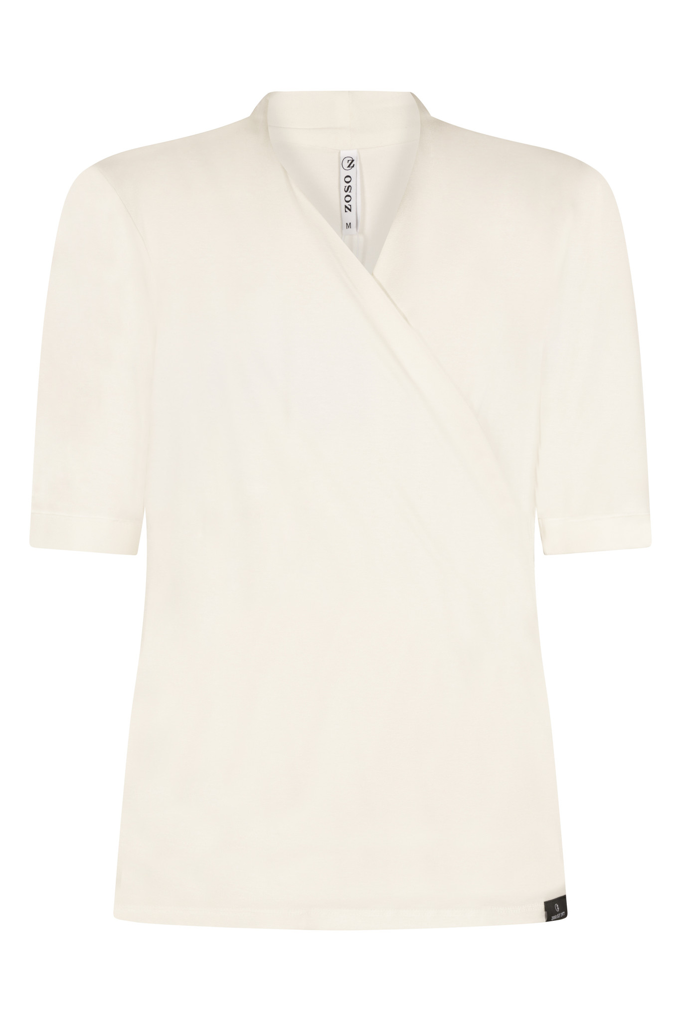 Zoso Zoso Dana Luxury viscose blouse off white