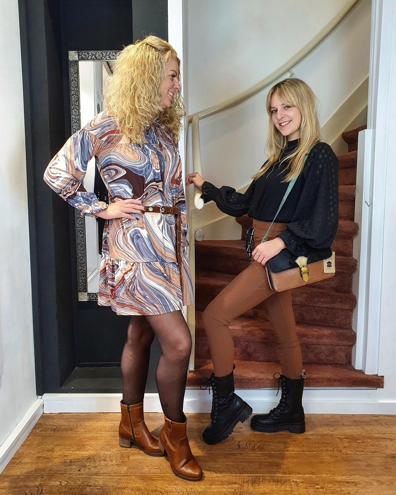 One Two Luxzuz One Two Luxzuz jurk Serine fall