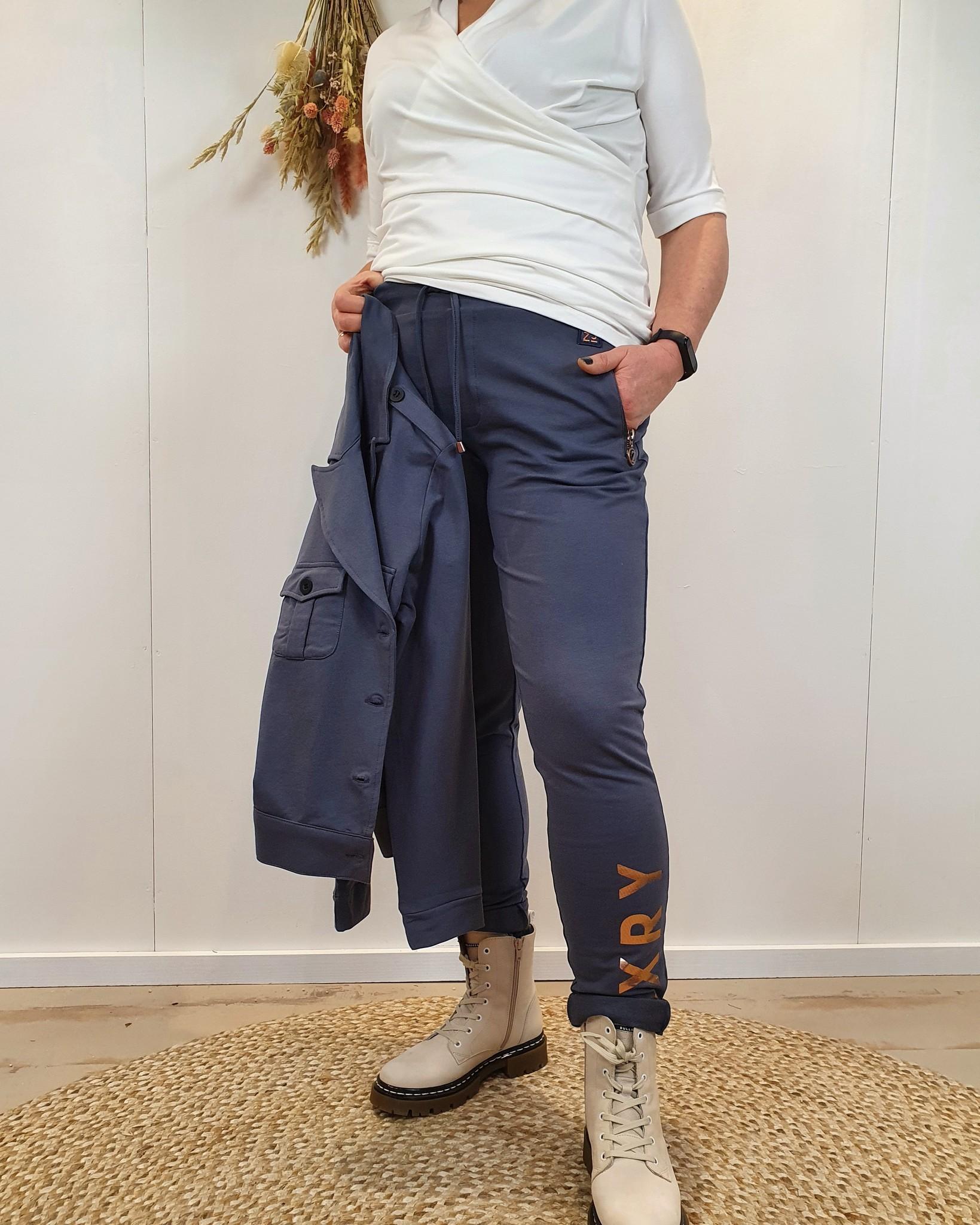Zoso Zoso Britt Luxury sporty trouser