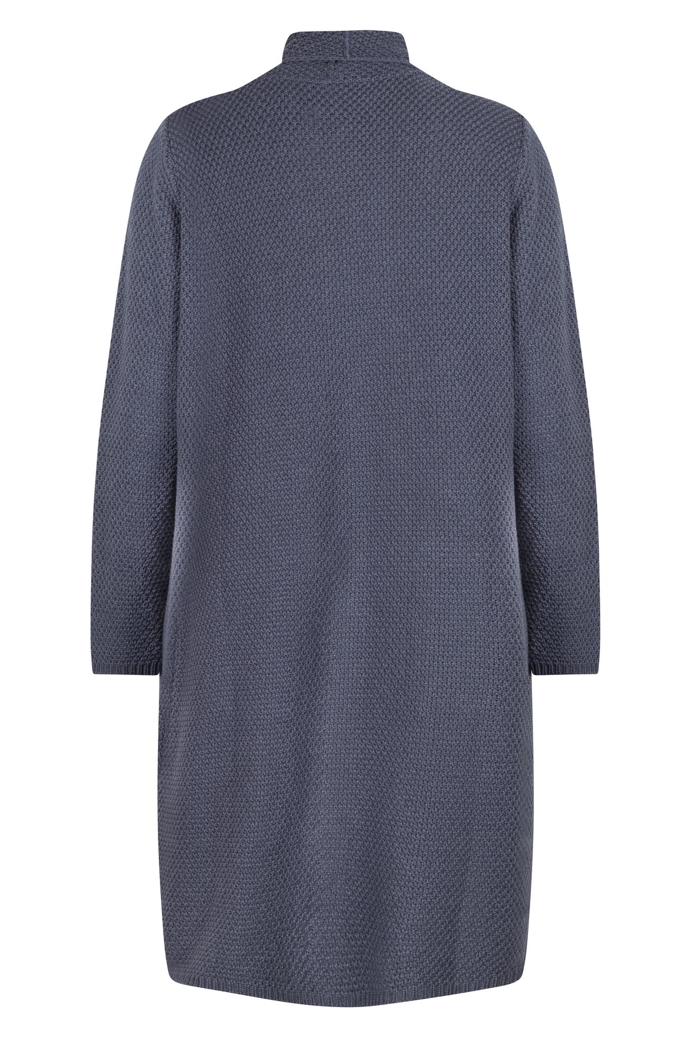 Zoso Zoso Tessa vest shadow blue